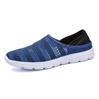 Men Mesh Collapsible Heel Water Friendly Sports Casual Shoes - NewChic TGOHYJW